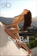 Andrea Z in Sun Ball gallery from EROTICBEAUTY by Agnes Zarra