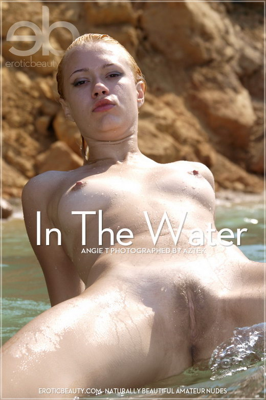 Angie T - `In The Water` - by Aztek for EROTICBEAUTY