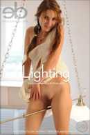 Mila in Lighting gallery from EROTICBEAUTY by Paromov