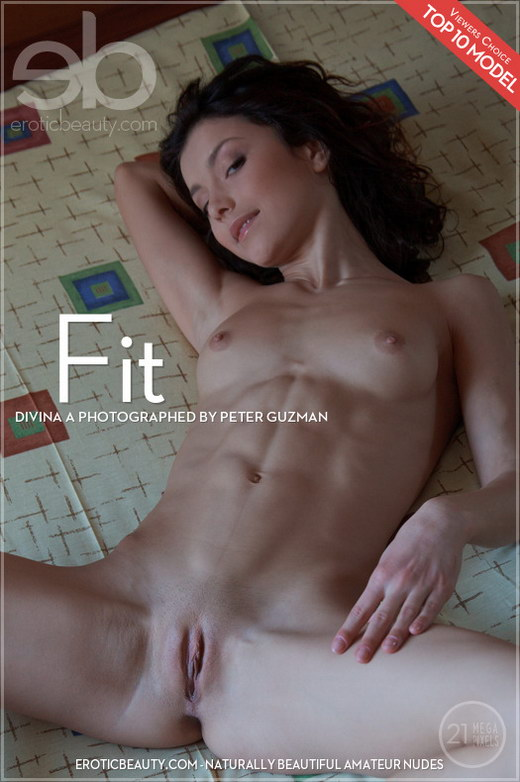 Divina A - `Fit` - by Peter Guzman for EROTICBEAUTY