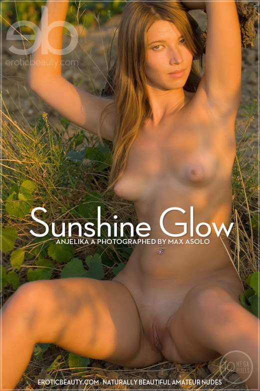 Anjelika A - `Sunshine Glow` - by Max Asolo for EROTICBEAUTY