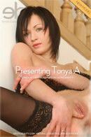 Presenting Tonya A