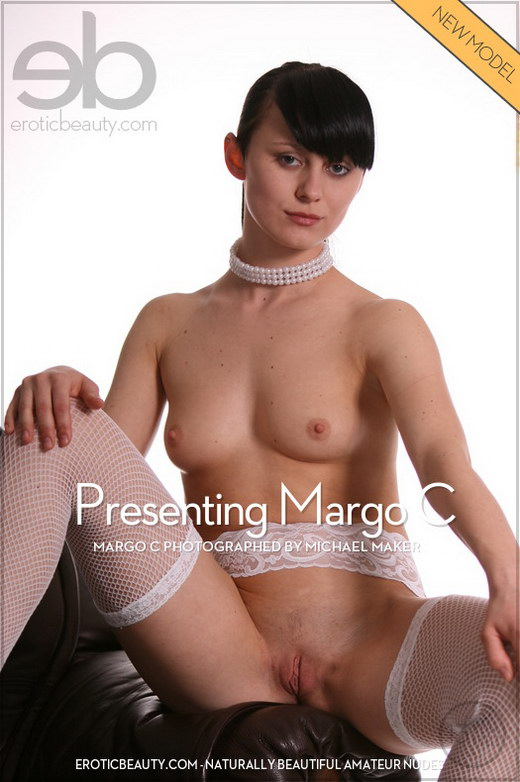Margo C - `Presenting Margo C` - by Michael Maker for EROTICBEAUTY