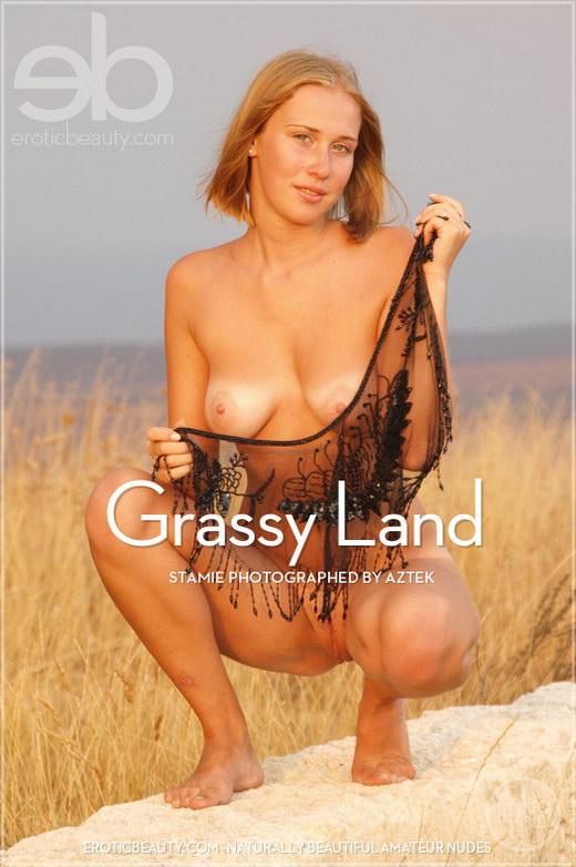 Stamie - `Grassy Land` - by Aztek for EROTICBEAUTY