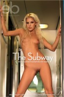 Boroka in The Subway gallery from EROTICBEAUTY by Mark