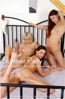 Ashanti A & Katya N & Kristall A in Slumber Party gallery from EROTICBEAUTY by Ingret