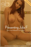 Presenting Julia F gallery from EROTICBEAUTY by Slastyonoff