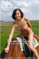 Joan White - Equestrian Queen