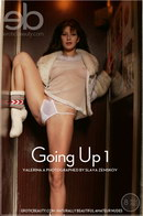 Valerina A in Going Up 1 gallery from EROTICBEAUTY by Slava Zemskov