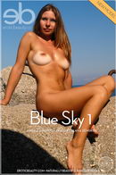 Anita C in Blue Sky gallery from EROTICBEAUTY by Slava Zemskov