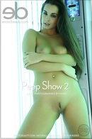 Ennie in Peep Show 2 gallery from EROTICBEAUTY by Mark