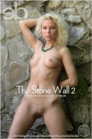 Liza I in The Stone Wall 2 gallery from EROTICBEAUTY by Rigin