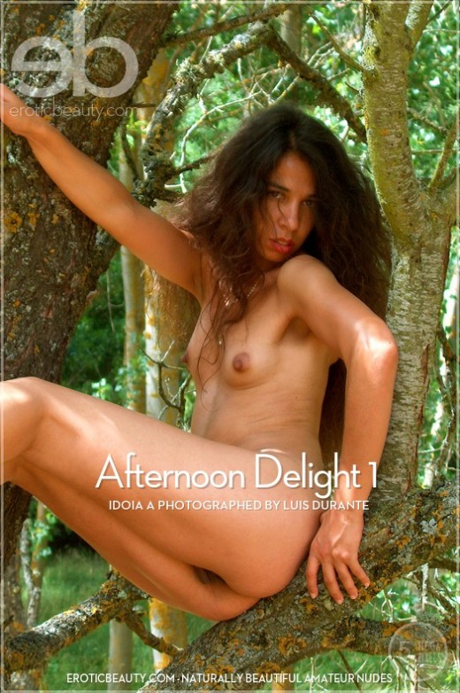 Idoia A in Afternoon Delight 1 gallery from EROTICBEAUTY by Luis Durante
