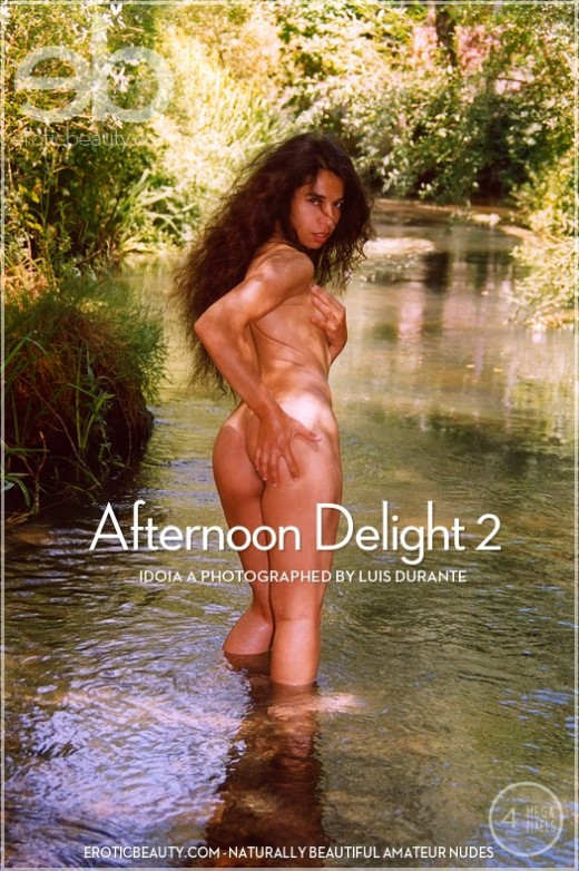 Idoia A in Afternoon Delight 2 gallery from EROTICBEAUTY by Luis Durante