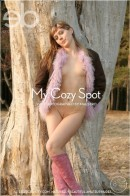 Val in My Cozy Spot gallery from EROTICBEAUTY by Maestro