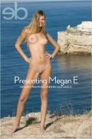 Presenting Megan E