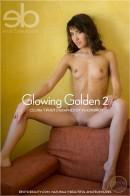 Glowing Golden 2