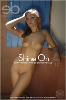 Tania G in Shine On gallery from EROTICBEAUTY by Philippe Baud