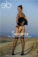 Sonia A in Senorita gallery from EROTICBEAUTY by Michael Maker