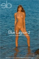 Enko in Blue Lagoon 2 gallery from EROTICBEAUTY by Max Asolo