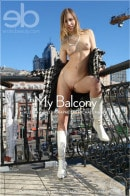 Alizeya A in My Balcony gallery from EROTICBEAUTY by Michael Maker
