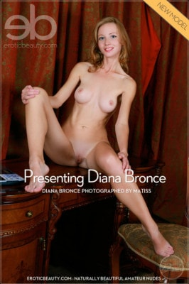Diana Bronce  from EROTICBEAUTY
