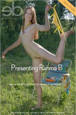 Rimma B  from EROTICBEAUTY