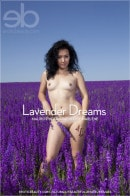 Maliko in Lavender Dreams gallery from EROTICBEAUTY by Marlene