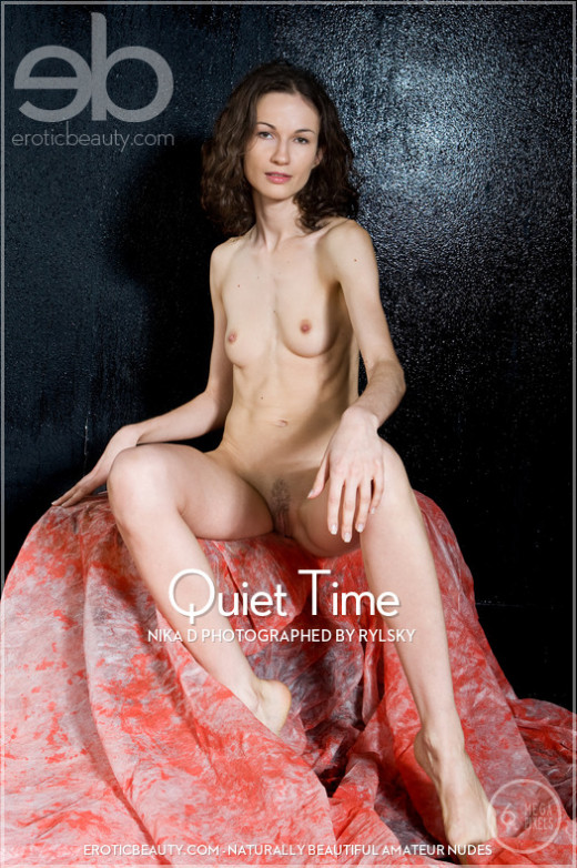 Nika D - `Quiet Time` - by Rylsky for EROTICBEAUTY
