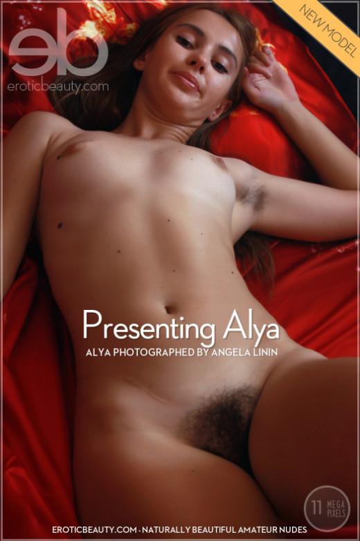 Presenting Alya gallery from EROTICBEAUTY by Angela Linin