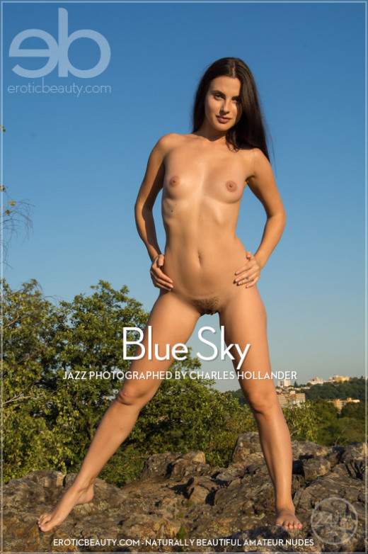 Jazz in Blue Sky gallery from EROTICBEAUTY by Charles Hollander