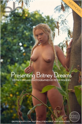 Britney Dreams  from EROTICBEAUTY