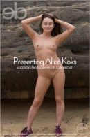 Presenting Alice Koks gallery from EROTICBEAUTY by Stan Macias