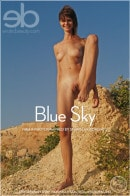 Nika R in Blue Sky gallery from EROTICBEAUTY by Stanislav Borovec