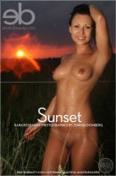 Kara Rosemary in Sunset gallery from EROTICBEAUTY by John Bloomberg