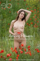 Barbara Vie in Among Flowers gallery from EROTICBEAUTY by Marlene