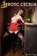 Cecelia in Nude Bar gallery from EROTICCECELIA by Volkov