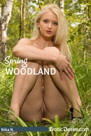 Nika N in Spring Woodland gallery from EROTICDESIRE