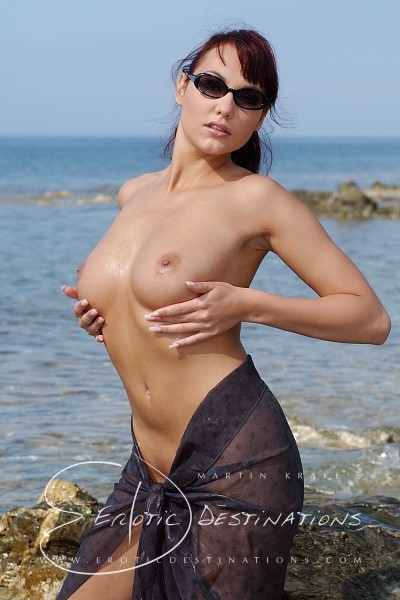 Mariann - `Rocky Coast` - by Martin Krake for EROTICDESTINATIONS