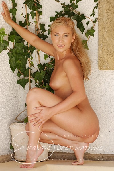 Nicole - `Ivy` - by Martin Krake for EROTICDESTINATIONS