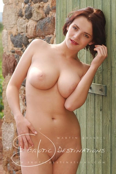 Nancy - `Ancient Stones` - by Martin Krake for EROTICDESTINATIONS