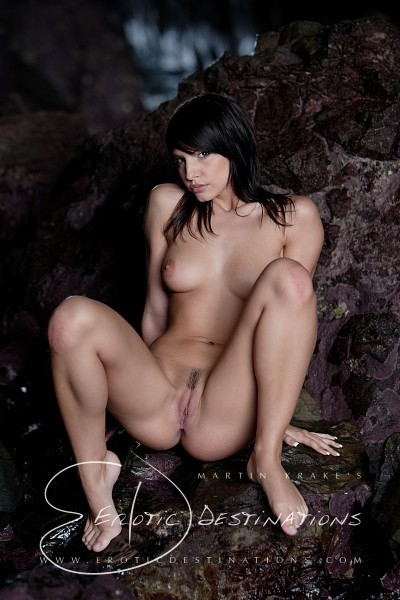 Monika - `Cave` - by Martin Krake for EROTICDESTINATIONS