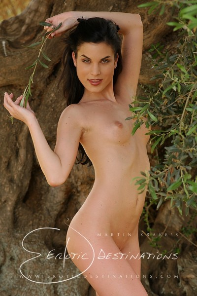 Nella - `Olive Tree` - by Martin Krake for EROTICDESTINATIONS