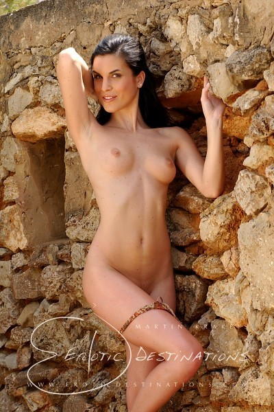Nella - `Ruin` - by Martin Krake for EROTICDESTINATIONS