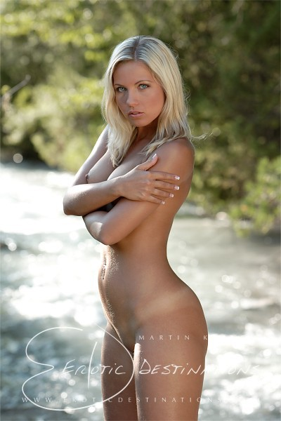Jenni - `Brook` - by Martin Krake for EROTICDESTINATIONS