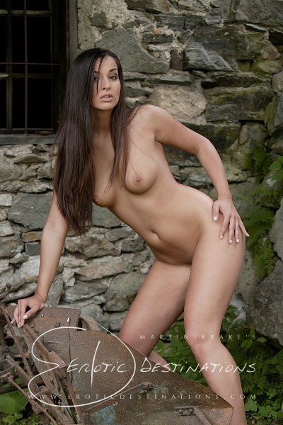 Elena - `Plough` - by Martin Krake for EROTICDESTINATIONS