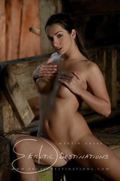 Elena - `Sawmill` - by Martin Krake for EROTICDESTINATIONS