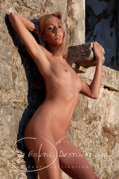 Stella - `Evening Sun` - by Martin Krake for EROTICDESTINATIONS