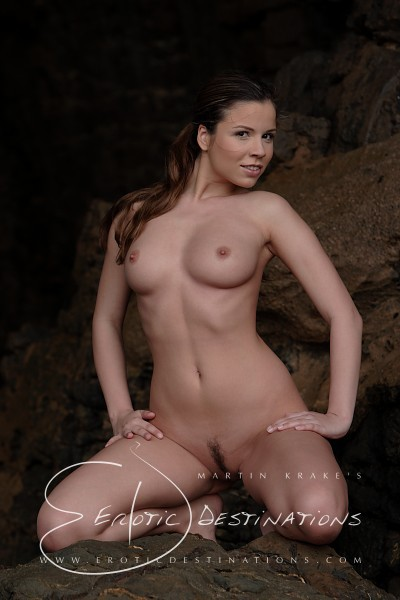 Nicola - `Cave` - by Martin Krake for EROTICDESTINATIONS