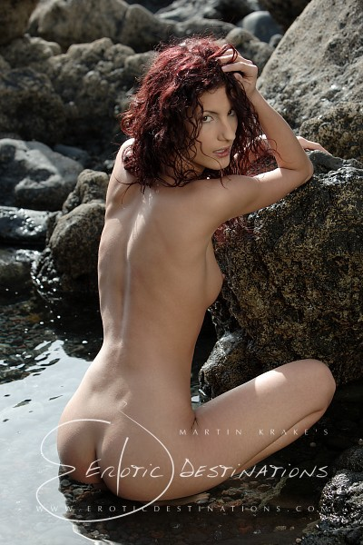Leanna - `Water Games` - by Martin Krake for EROTICDESTINATIONS